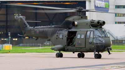 ZA939 - Westland Puma HC.2 - United Kingdom - Royal Air Force (RAF)