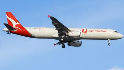 D-ANJA - Airbus A321-231P2F - Qantas Freight (Express Freighters Australia)