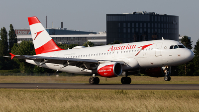 A picture of OELDC - Airbus A319112 - Austrian Airlines - © kevin.hackert