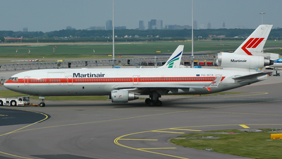 PH-MCR - McDonnell Douglas MD-11 - Martinair