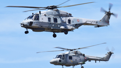 3 - NH Industries NH-90NFH - France - Navy