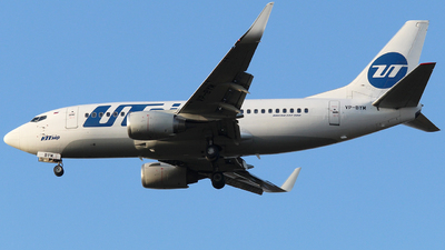 A picture of VPBYM - Boeing 737524 - UTair - © Mikhail Tkachuk
