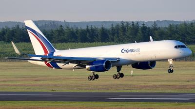 EC-NFN - Boeing 757-223(PCF) - Cygnus Air