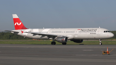 A picture of VQBOD - Airbus A321211 - Nordwind Airlines - © SeniorNN