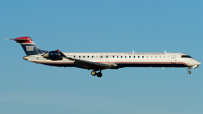 N246LR - Bombardier CRJ-900 - US Airways Express (Mesa Airlines)