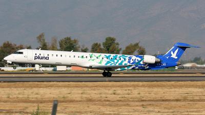 CX-CRA - Bombardier CRJ-900LR - PLUNA