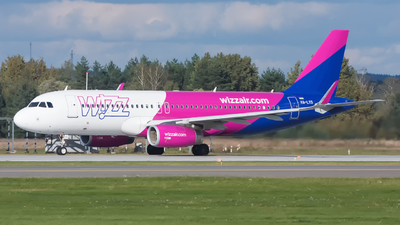 HA-LPS - Airbus A320-232 - Wizz Air