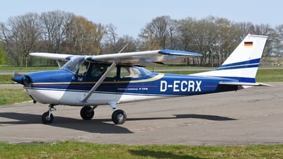 D-ECRX - Reims-Cessna F172L Skyhawk - Private