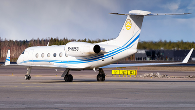 B-8253 - Gulfstream G450 - Private