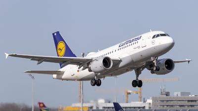 A picture of DAIBB - Airbus A319112 - Lufthansa - © Loredana Cioclei