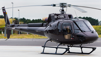 RA-07496 - Airbus Helicopters H125 - Private