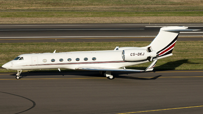 CS-DKJ - Gulfstream G550 - NetJets Europe