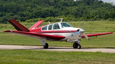 N1701W - Beechcraft V35B Bonanza - Private