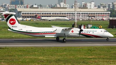 S2-AJW - Bombardier Dash 8-Q402 - Biman Bangladesh Airlines