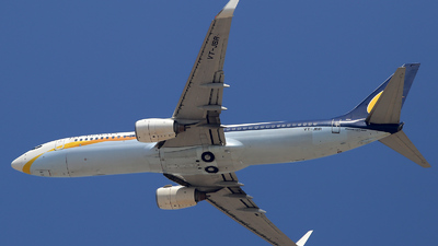 VT-JBR - Boeing 737-86N - Jet Airways