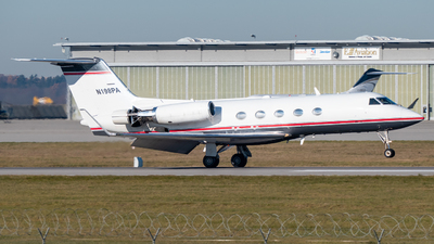 N198PA - Gulfstream G-III - Phoenix Air