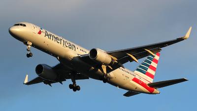 N191AN - Boeing 757-223 - American Airlines