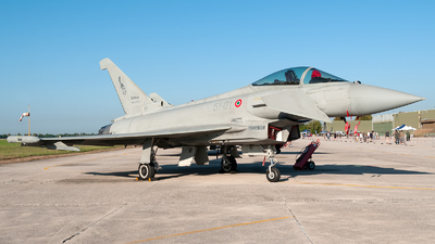 MM7316 - Eurofighter Typhoon EF2000 - Italy - Air Force