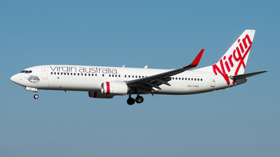 VH-YWA - Boeing 737-8FE - Virgin Australia Airlines
