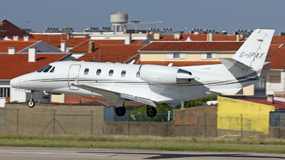 G-IPAX - Cessna 560XL Citation Excel - Private