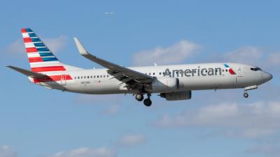 A picture of N851NN - Boeing 737823 - American Airlines - © Felipe Garcia