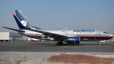 N851AM - Boeing 737-752 - Aeroméxico