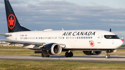 C-FSOC - Boeing 737-8 MAX - Air Canada