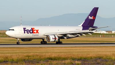 A picture of N663FE - Airbus A300F4605R - FedEx - © Scott Merriman
