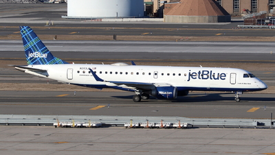 A picture of N203JB - Embraer E190AR - JetBlue Airways - © Andriy Yegorov