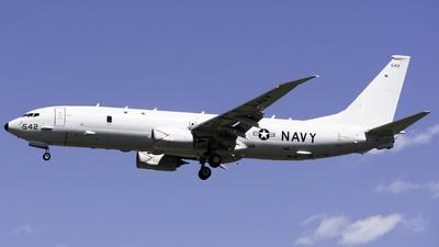 169542 - Boeing P-8A Poseidon - United States - US Navy (USN)