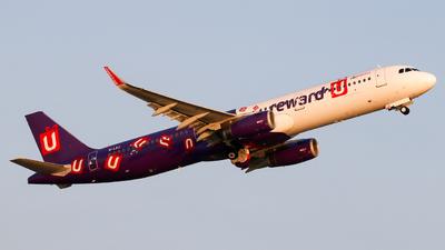 B-LEJ - Airbus A321-231 - Hong Kong Express