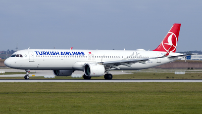 A picture of TCLSL - Airbus A321271NX - Turkish Airlines - © Christopher Sho Schmitt