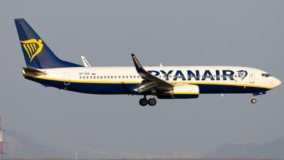 A picture of SPRSK - Boeing 7378AS - Ryanair - © Alexander Jeglitsch