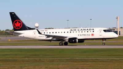 C-FRQW - Embraer 170-200SU - Air Canada Express (Jazz Aviation)