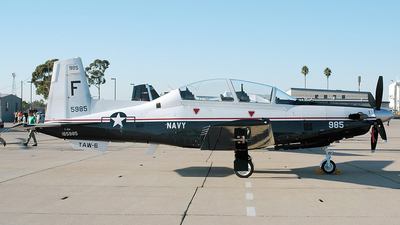 165985 - Raytheon T-6A Texan II - United States - US Navy (USN)