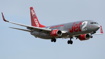 G-JZHG - Boeing 737-85P - Jet2.com