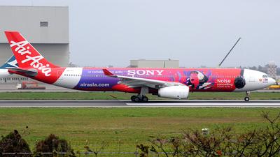 9M-XXJ - Airbus A330-343 - AirAsia X