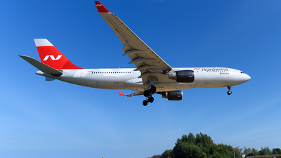 A picture of VPBUB - Airbus A330223 - Nordwind Airlines - © Andrew Hunt