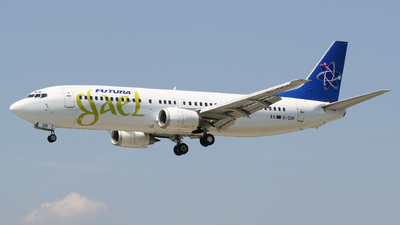 EI-DOR - Boeing 737-4Y0 - Futura International Airways