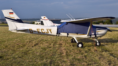 D-ECJY - Reims-Cessna F150L - Private