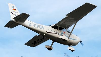 D-EFSV - Cessna 172S Skyhawk SP - Flugsportverein Eggenfelden