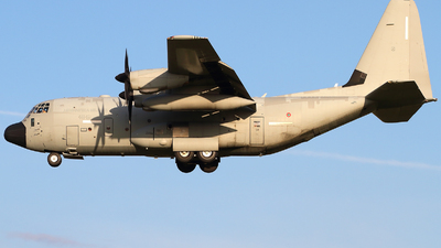 MM62186 - Lockheed Martin C-130J Hercules - Italy - Air Force
