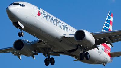 N997NN - Boeing 737-823 - American Airlines