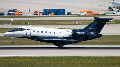 N600HZ - Embraer EMB-550 Praetor 600 - Private