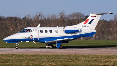 ZM336 - Embraer Phenom T.1 - United Kingdom - Royal Air Force (RAF)