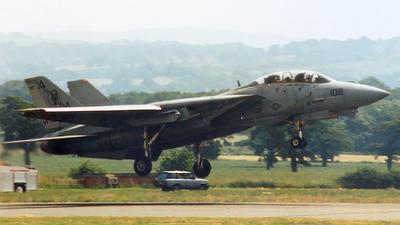 161434 - Grumman F-14B Tomcat - United States - US Navy (USN)