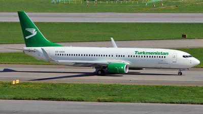 EZ-A020 - Boeing 737-82K - Turkmenistan Airlines