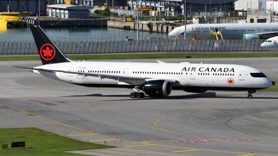 A picture of CFVLX - Boeing 7879 Dreamliner - Air Canada - © Alvin Ho - AHKGAP