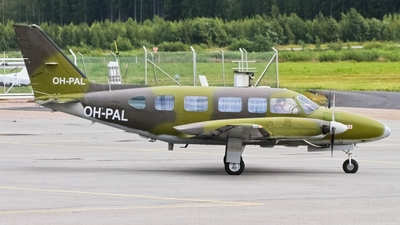 OH-PAL - Piper PA-31-350 Chieftain - Private