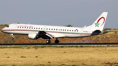 A picture of CNRGQ - Embraer E190AR - Royal Air Maroc - © Mattia De Bon